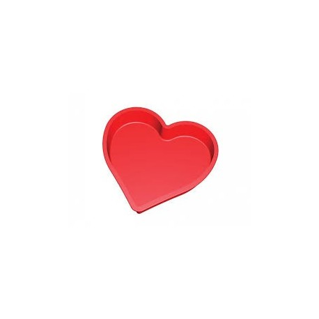 stampo lekue cuore silicone