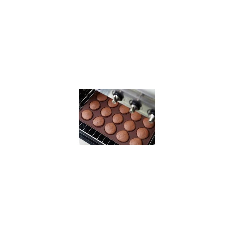 tappetino macaron grande in silicone lekue