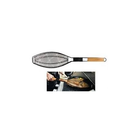 griglia pesce bamboo