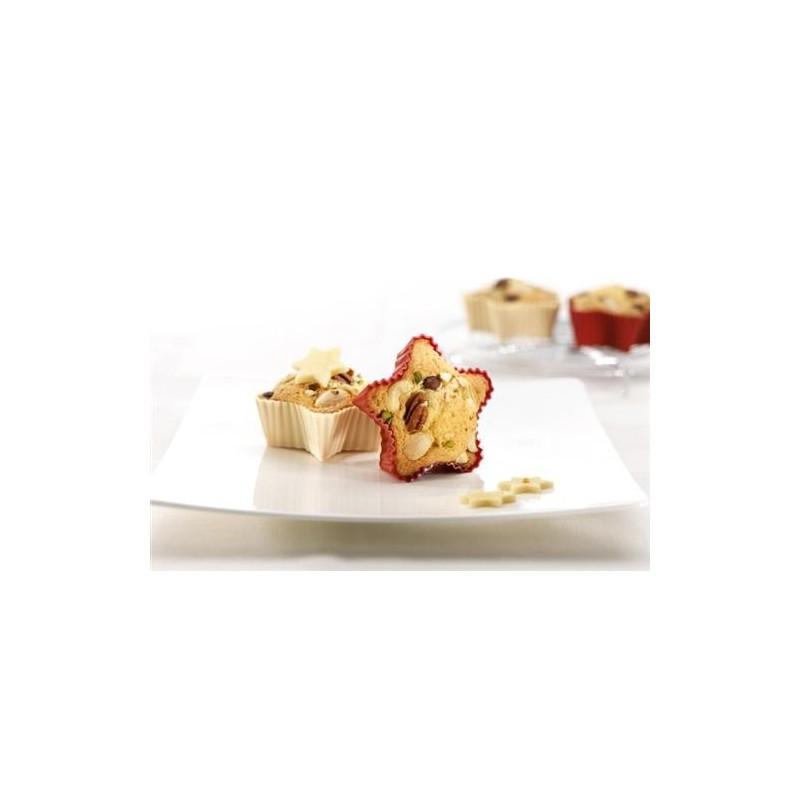 stampo 4 pz. muffin birkmann