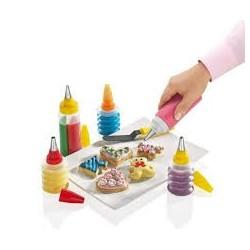 set per decorazione dolci
