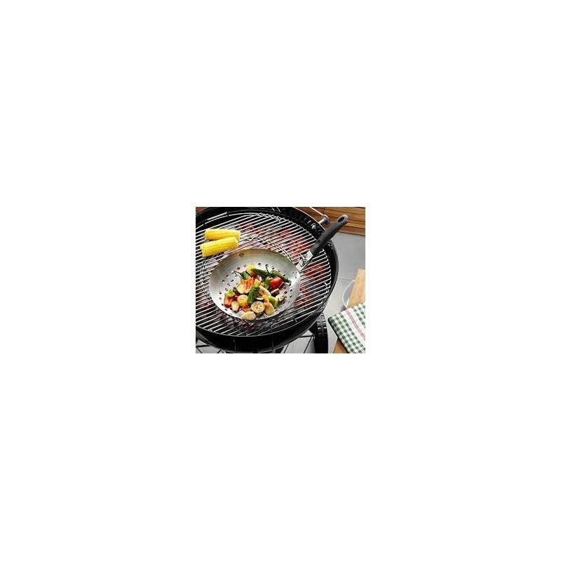 wok forato per verdure gefu