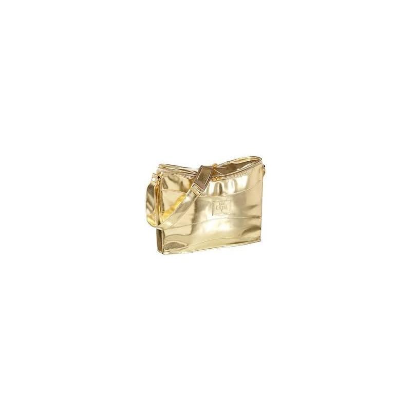 Borsa termica tracolla oro Be Cool t672