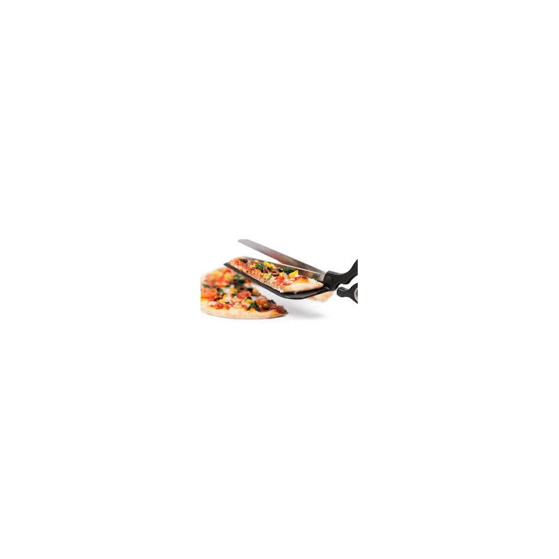 Forbici per pizza con paletta Sagaform