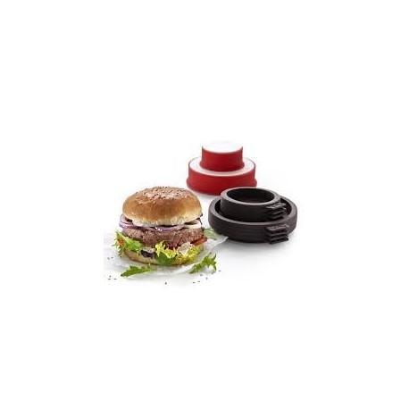 kit pressa hamburgher +8 stampi lekue