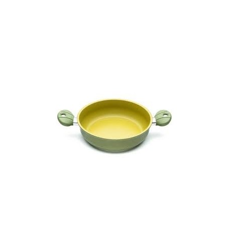 tegame 2 manici 24 cm.olivilla