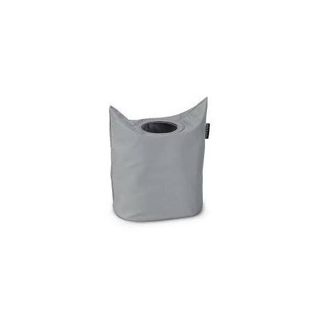 laundry bag ovale grigio